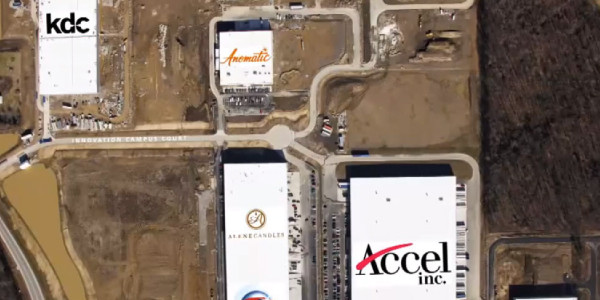 Accel, Knowlton, Vee Pak form hub near Limited Brands in New Albany