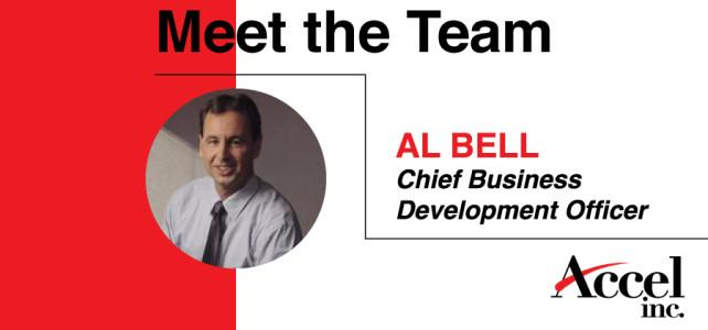 Meet the Team: Al Bell